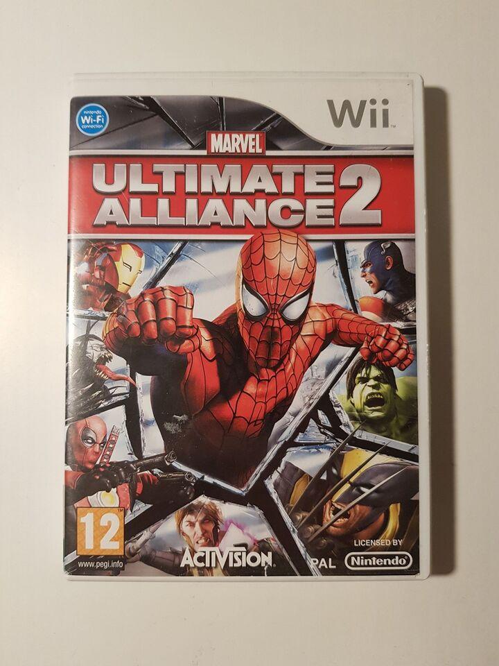 Marvel Ultimate Alliance, Nintendo Wii