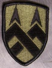 Vietnam War US Army 377th Support Command Military Patch