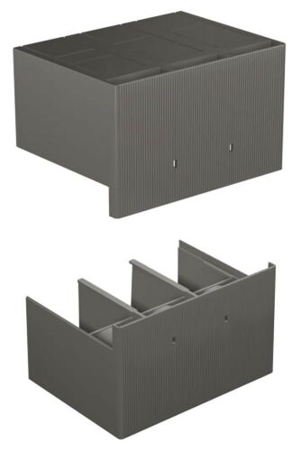 KT4HTC-4 T/&B High Terminal-covers Four-pole T4 For Tmax T