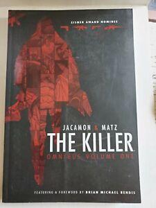 The-Killer-Omnibus-Vol-1-by-Jacamon-amp-Matz