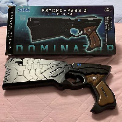 Psycho-Pass 3 Dominator Premium 1//1 Scale Gun Figure SEGA Anime Cosplay