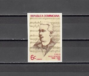 Dominican-Rep-Scott-Cat-864-composer-imperf-issue