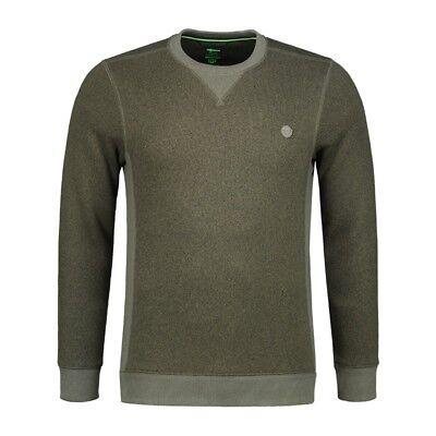 Round Neck Olive Kore T-Shirt Korda Carp Fishing Clothing Range All Sizes
