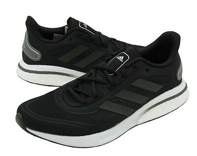 adidas men supernova shoes sneakers black run training