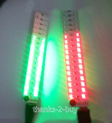USB 2*17 LED Music Spectrum Display Voice Audio Level Indicator for PC Amplifier