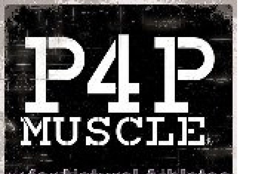 P4P Sports Muscle Signature Series Sports P4P Supplements 23f233