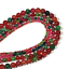4-6-8-10mm-Lot-Bulk-Natural-Stone-Lava-Loose-Beads-DIY-Bracelet-Jewelry-Necklace thumbnail 127