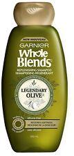 Garnier Whole Blends Replenishing Shampoo Legendary Olive 22 Oz