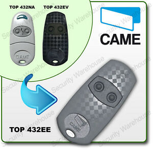 433.92mhz Garage Gate Remote Control Fob Key Transmitter For Came TOP//TAM