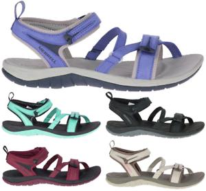 Bien Informé Merrell Siren Strap Q2 Outdoor Sport Loisirs Voyage Sandales Pour Femme Neuf Toutes Tailles-afficher Le Titre D'origine