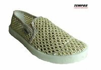 Mens mesh breathable shoes canvas shoes casual shoes sneakers shoes UK 6-12