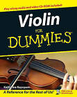 Violin For Dummies by Katharine Rapoport (Paperback, 2007)