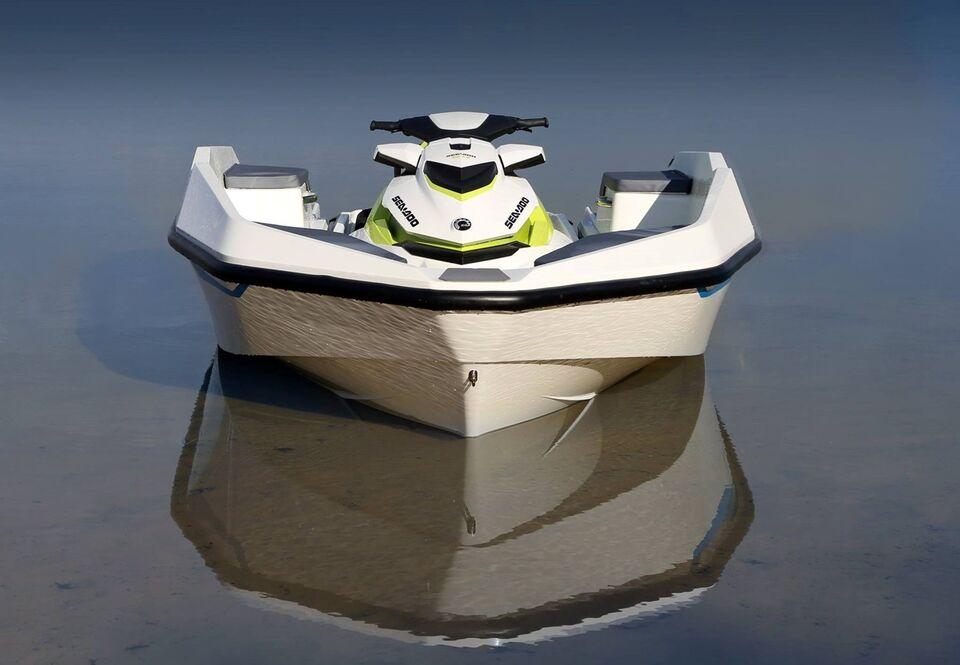 Sealver, Sealver Waveboat