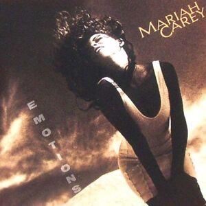Mariah-Carey-l-039-emotivite-semble-CD-ALBUM-1991-comme-neuf-90-S-r-amp-b-Pop-classique