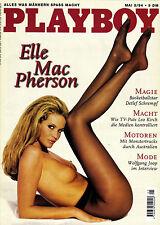 Playboy Mai/05/1994   Elle Mac Pherson & Shae Marks*