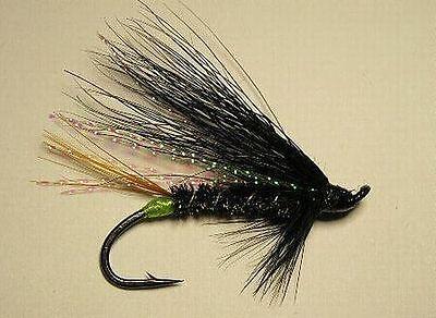 Glitter Bear size #4   Atlantic Salmon / Steelhead Flies