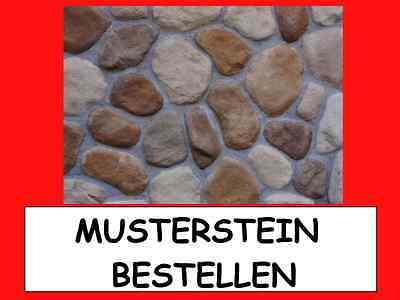 Muster Zu Verblender,fassadensteine,steinriemchen Steinoptik River Rock Amazonia Fassade Baustoffe & Holz