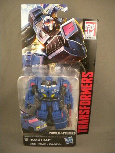 Generations Power of the Primes Legends Class Roadtrap Transformers