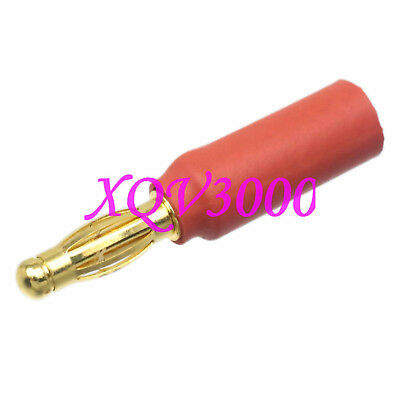 1pce Great Planes Adapter 5.5MM Female to 4mm Male Bullet Connector