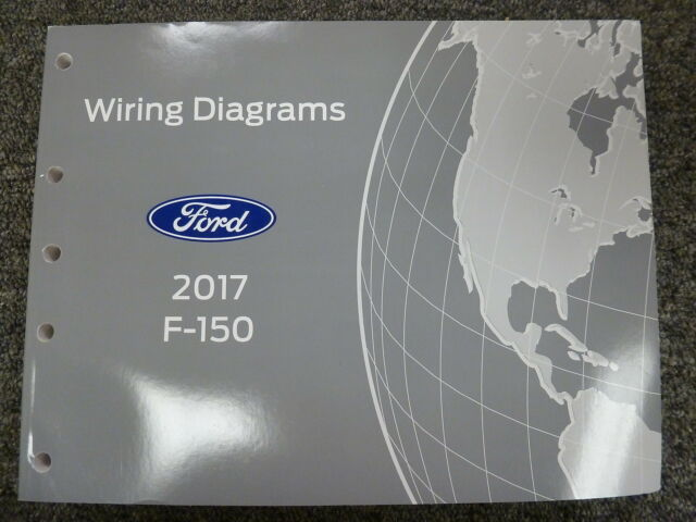 2017 Ford F150 Pickup Truck Electrical Wiring Diagram