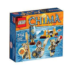70229 LEGO Legends of Chima Löwenstamm-Set
