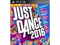 Just Dance 2016 Playstation 3 on sale