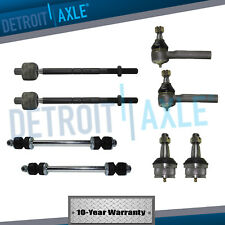 New 8pc Complete Front Suspension Kit 2wd Only Withcoil Spring Suspension Fits Ford Ranger