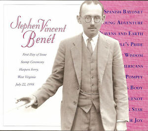 3221-FD-Program-32c-Stephen-Vincent-Benet