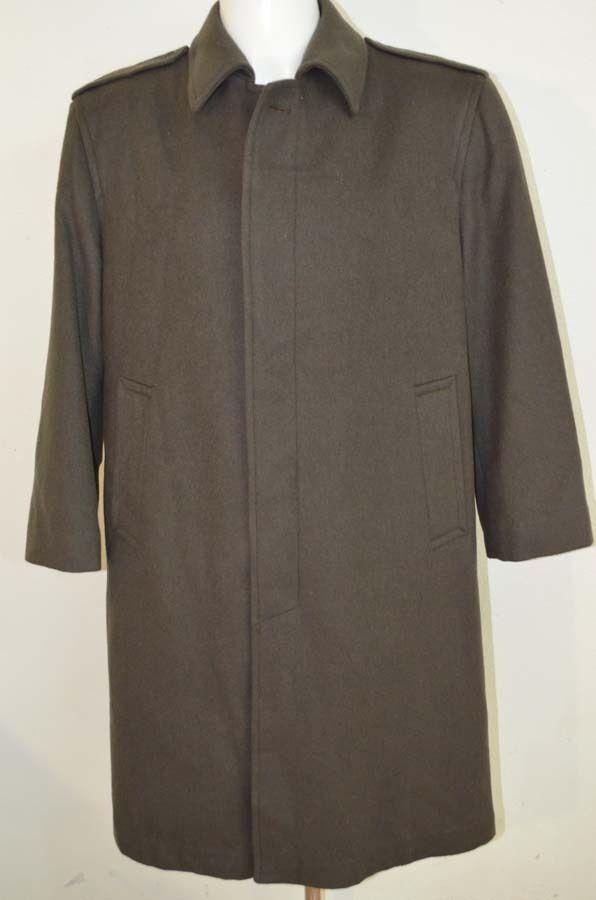 MANTEAU COAT VINTAGE size  50 T50 L