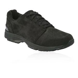 Asics-Homme-Gel-Odyssey-WR-Chaussures-De-Marche-Noir-Sports-Exterieur-Respirant