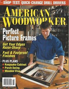 American-Woodworker-June-1998-66-perfect-picture-frames-keepsake-cabinet-plans