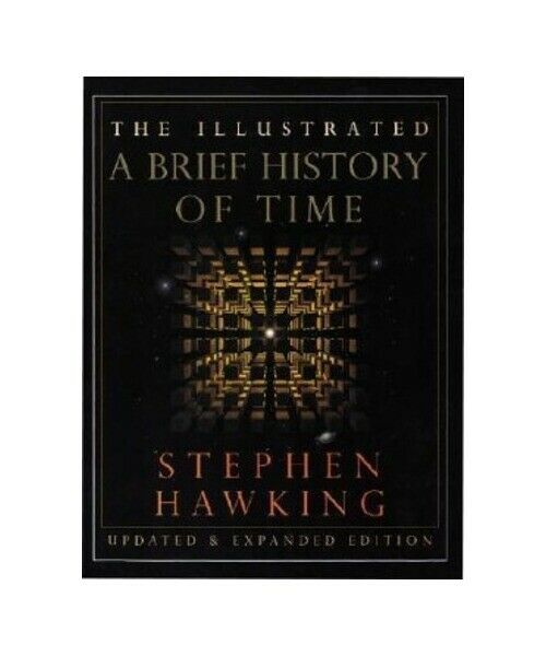 """Stephen Hawking """"The Illustrated a Brief History of Time: Updated and Expanded E"""