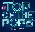 Top of The Pops 1964 - 1969 Audio CD