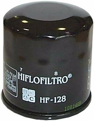 1 NEW HIFLO HF128 OIL FILTER Kawasaki Mule KAF300 KAF400 KAF620 FAST FREE SHIP