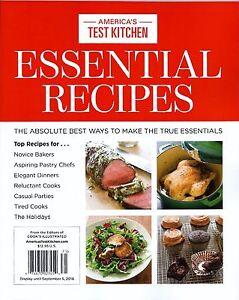 America S Test Kitchen Tv Cookbook