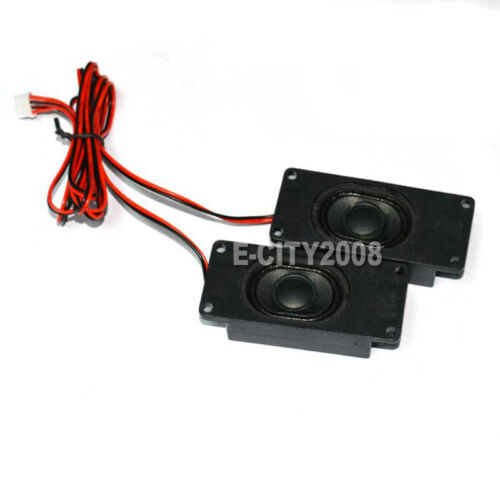 1 Pair 8 ohms 5W Audio Speaker Amplifier For M.NT68676.2A,A.VST29.03 US Seller