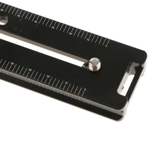 240mm Multi-purpose Long Quick Release Extender Plate for Benro Arca Swiss