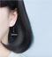 925-Sterling-Silver-Solid-Hoop-Ring-Sleeper-Earrings-Lip-Ear-Nose-Body-Piercing thumbnail 6