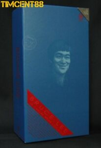Ready-Hot-Toys-MIS-12-Bruce-Lee-In-Casual-Wear-Version-1-6-Figure-NEW