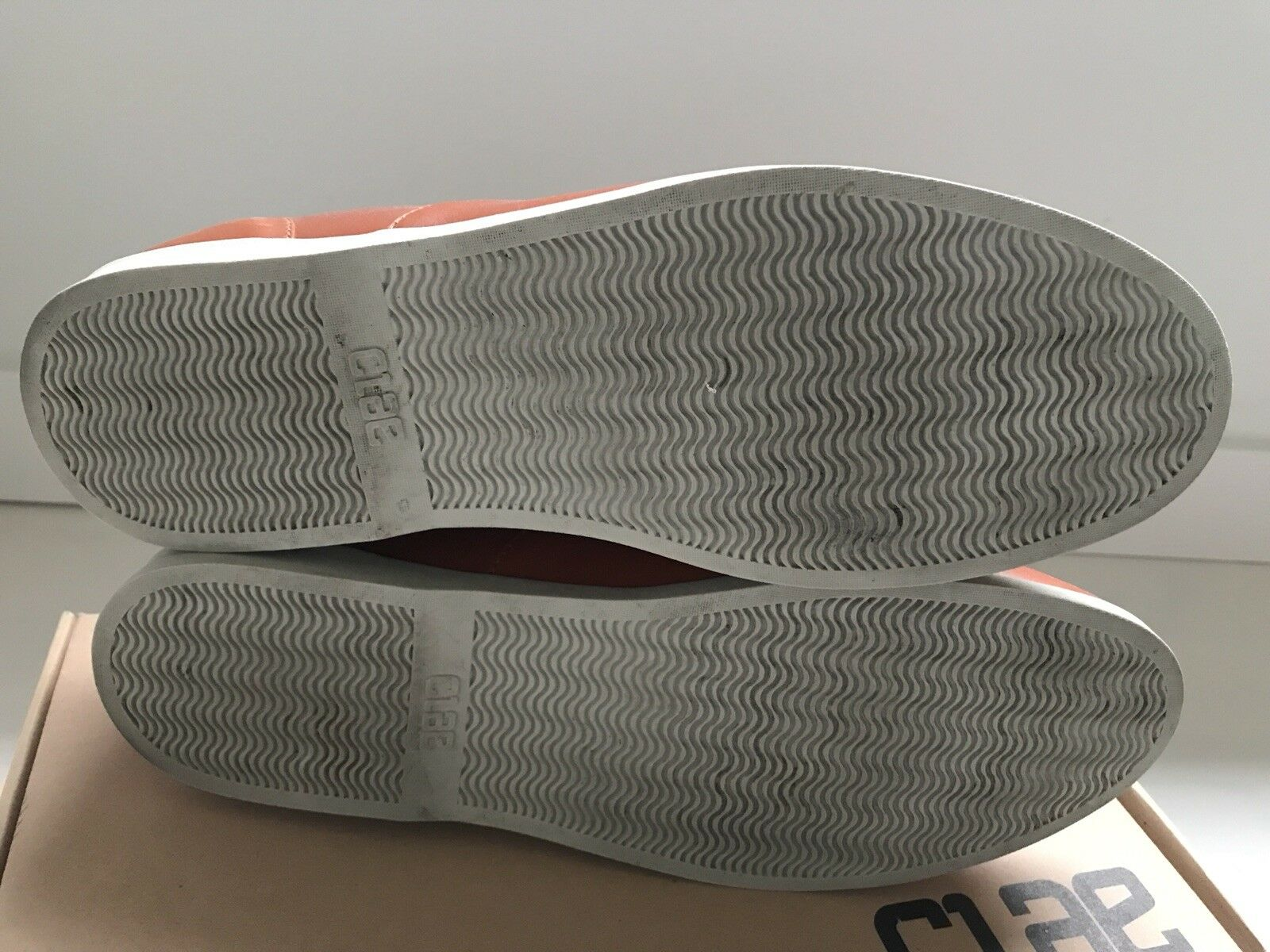 CLAE HOCKNEY CARAMEL LEATHER Model Shoes US MENS 12 Model LEATHER CLA01254 d99fba