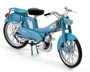 Mobylette-MOTOBECANE-AV65-de-1965-Bleu-Gitane-Miniature-1-18-NOREV