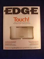 Edge Magazine issue - 143 - December 2004 - Touch