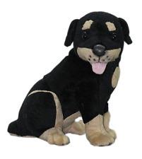 """Cute NIC NAC 9"""" (22.86cm) Plush Stuffed Animal / Toy ROTTWEILER PUPPY DOG NWT!"""