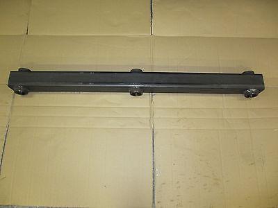 Zinkenträger Ballengabel 1200 mm für 7 x M22 Zinken Dunkgabel Frontladergabel