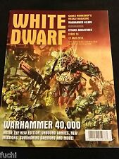 White Dwarf Weekly #16 17 May 2014 New 40K, Unbound Armies, Summoning Daemons
