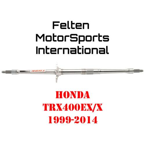 Tusk Adjustable Width Racing Axle Axl Honda TRX400EX TRX400X TRX 400 400EX 99-14