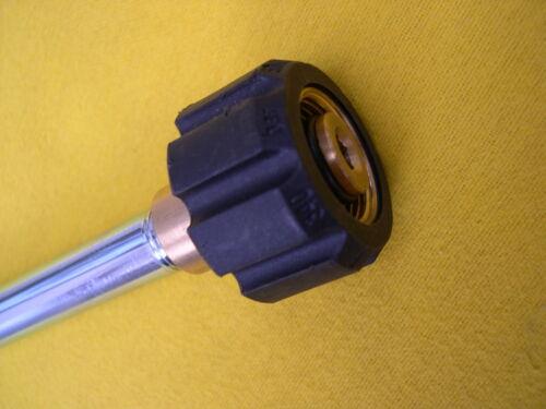 Pistole 75° Strahlrohr M22IG mit Düse für Kärcher Hochdruckreiniger