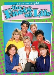 The Facts of Life: Season Eight [New DVD] Full Frame, 3 Pack