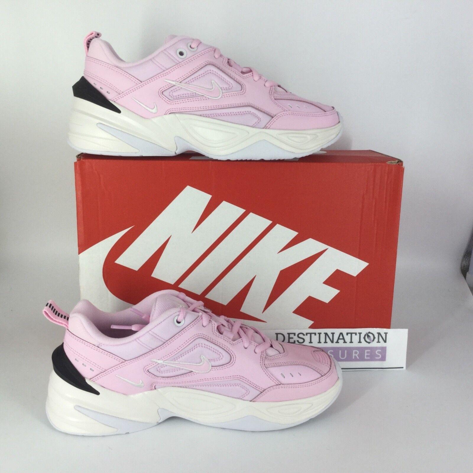 Nike M2K Tekno PINK Sneakers Women's Size Size Size 8.5 NIB AO3108 600 AUTHENTIC f897e7