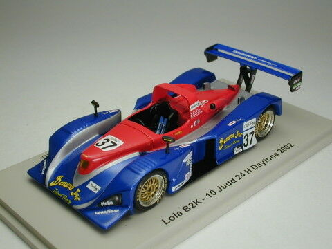 Spark 1 43 Lola B2K-10 Judd Daytona 24h 2002  37 from Japan